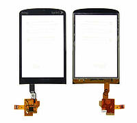 Тач панель для HTC A6262 G3 Hero черная
