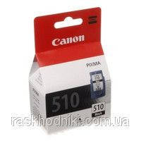 Картридж струйный Canon для Pixma MP230/MP250/MP270 PG-510Bk Black