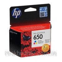 Картридж струйный HP для DJ Ink Advantage 2515 HP 650 Color