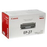 Картридж тонерный Canon EP-27 для LBP-3200/MF3110 2500 копий Black
