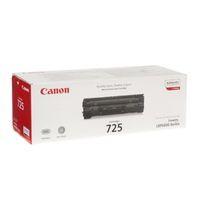 Картридж тонерный Canon 725 для принтера LBP6000, LBP6020, LBP6030, MF3010 1600 копий Black ОРИГИНАЛ