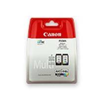 Комплект струйных картриджей Canon для Pixma MG2440/MG2540 PG-445/CL-446