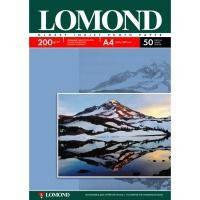 Фотобумага Lomond Photo Paper A4 глянцевая 200 г/м (50 шт.)