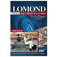 Фотобумага Lomond Premium Photo Paper 10х15 суперглянцевая 200 г/м (20 шт.)