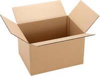 Картонный ящик бурый 320х225х210. Картонные коробки