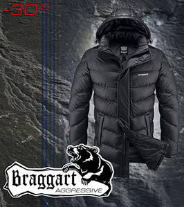 Куртка длинная теплая