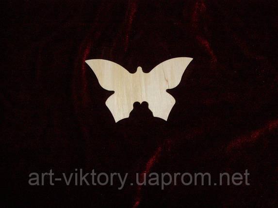 Заготовка из фанеры бабочка, фото 2