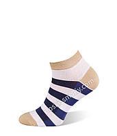 Укороченные мужские спортивные летние носки, сетка, фото 1