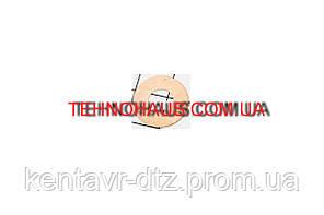 Шайба форсунки уплотнительная (медная) 7х16,4х0,20