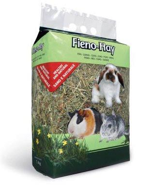 Padovan FIENO - HAY  Сено из смешанных луговых трав для грызунов:карликовых кроликов,морских свинок,шиншил 1кг