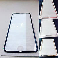 3д защитное стекло на iphone 6/6s