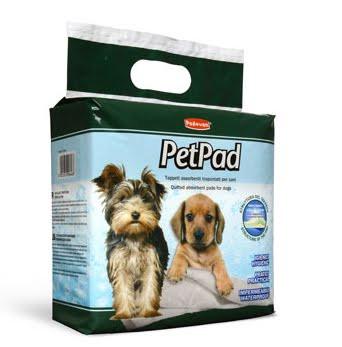 Padovan Pet Pad гігієнічні пелюшки 60х60 см в 1уп - 10 шт