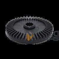 Тарелка электропилы Байкал, Фиолент (d-16mm, 12 шл, D-86,9mm, 43шл) пластик