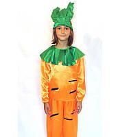 Карнавальный костюм Морковки,купить оптом и розницу, MK 1408 KRKМ-0015