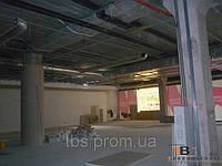 Ремонт магазинов в ТРЦ Оушен Плаза