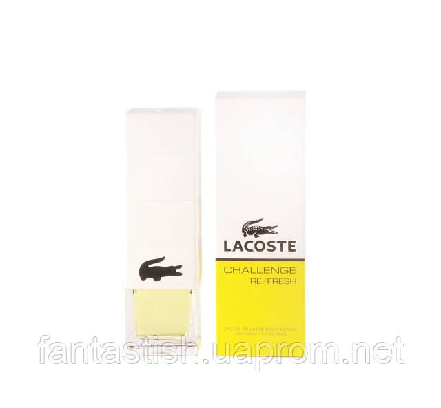 Мужская туалетная вода Challenge Re Fresh Lacoste (купить мужские духи  лакост af0e2060a6655