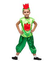 Карнавальный костюм  Тюльпана,купить оптом и розницу, MK 1408 KRKМ-0016