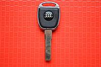 AUDI ключ с местом под чип HU66 с подсветкой вид №5