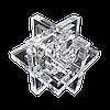 3D головоломки из акрила