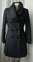 Пальто осеннее шерсть Conbipel р.46 7301