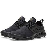 Оригинальные  кроссовки Nike  Air Presto All Black & Black