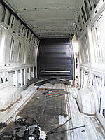 Перегородка салона Фольксваген Крафтер 2006-2012 Мерседес Спринтер 906