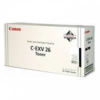 Тонер Canon C-EXV26 Black для iRC1021/ 1028 (1660B006), фото 1