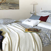 Вязаный плед-покрывало Fulham Knit Blanket от Casual Avenue
