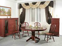 Комплект мебели, обеденный стол CHDT-4260-SPB и стул CCKD-221-S-4 штуки