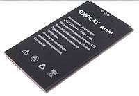 Батарея (АКБ, аккумулятор) для Explay Atom (2000 mah), оригинальный