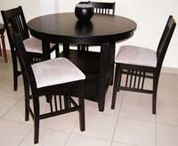 Деревянный стол барный 4866 венге