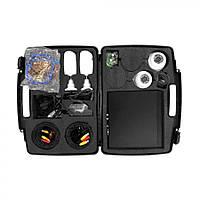 Комплект AHD видеонаблюдения на 4 камеры Partizan Mixed Kit 1MP 4xAHD