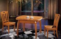 Деревянный обеденный стол Мирта