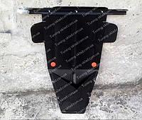 Защита двигателя ВАЗ 2121 Нива (стальная защита поддона картера VAZ 2121 Niva)