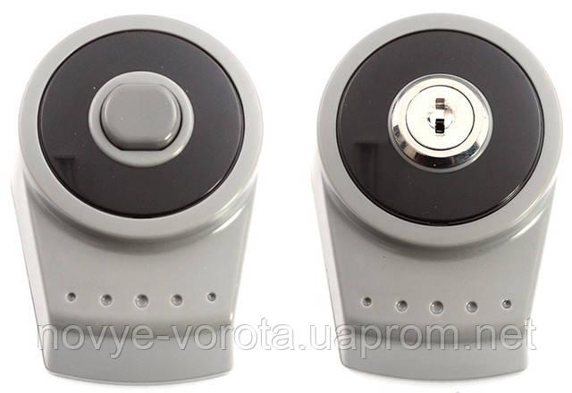 Кнопка и ключ-кнопка – стационарные устройства управления