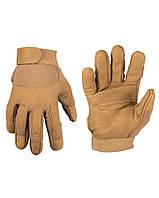 Перчатки, искусственная кожа/эластан MilTec Dark Coyote 12521019