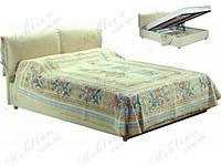 Кожаная кровать Кисс (разнообразные расцветки)