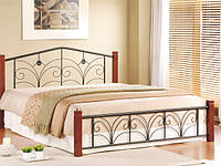 Кованная кровать  Жасмин
