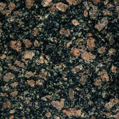 Гранит Корнинский — плитка