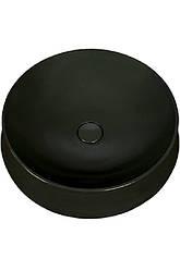 Раковина NEWARC Elipso 50 черный 505050B б/п