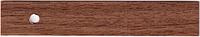 Кромка ABS Орех дижон натуральный H3734