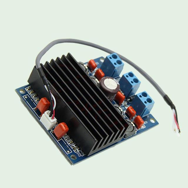 TDA7492 стерео усилитель 2х50 Вт