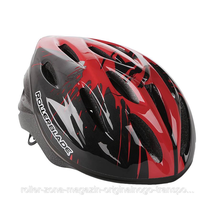 Шлем для роликовых коньков Rollerblade workout jr helmet 2016 (М 54-59)