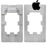 Фиксатор дисплейного модуля Apple iPhone 4 / iPhone 4S, алюминиевый