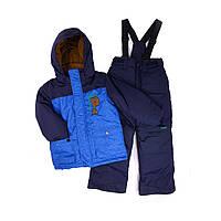 Зимний костюм для мальчика PELUCHE 79 EG M F16. Размер 104 и 127.
