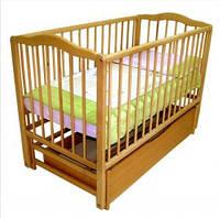 Детская кроватка для новорожденных Надийка
