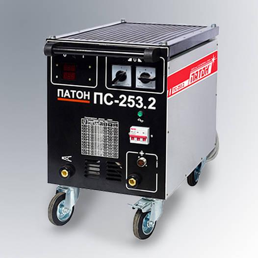 Сварочный полуавтомат ПС-253.2 DC MIG/MAG ПАТОН