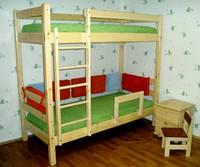 Двухъярусная кровать Ирель - Комфорт