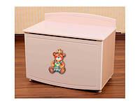 Детская модульная мебель Funny Bears Funny Bears - Ящик для игрушек