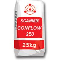 Scanmix Conflow 250 самовирівнююча стяжка до 25 мм, 25кг